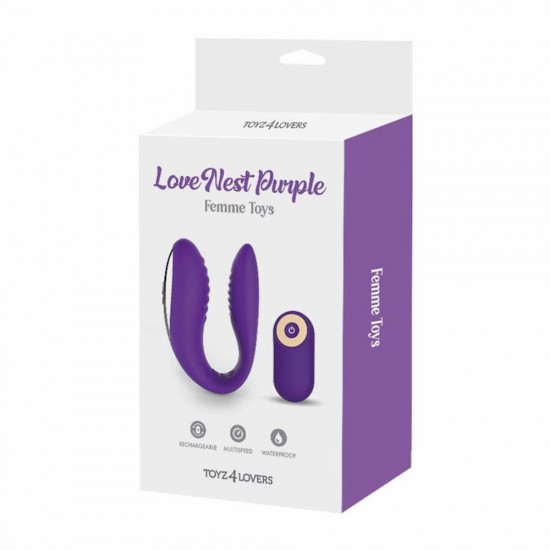 Love Nest Purple