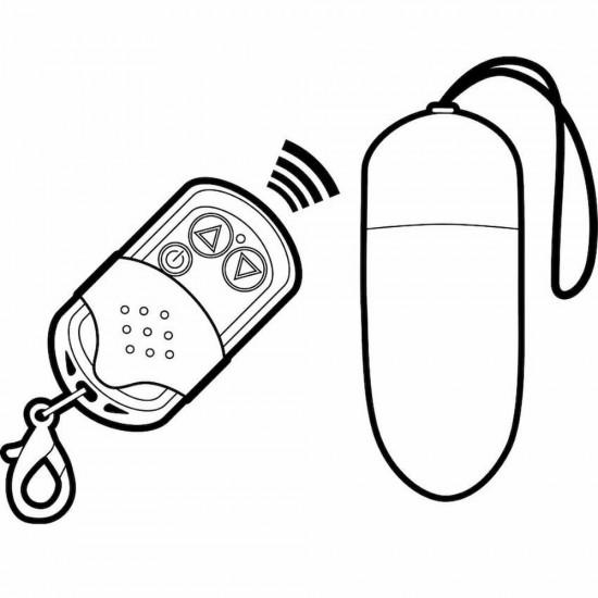 Remote I Vibrating Egg