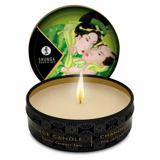 Massage Candle Green Tea