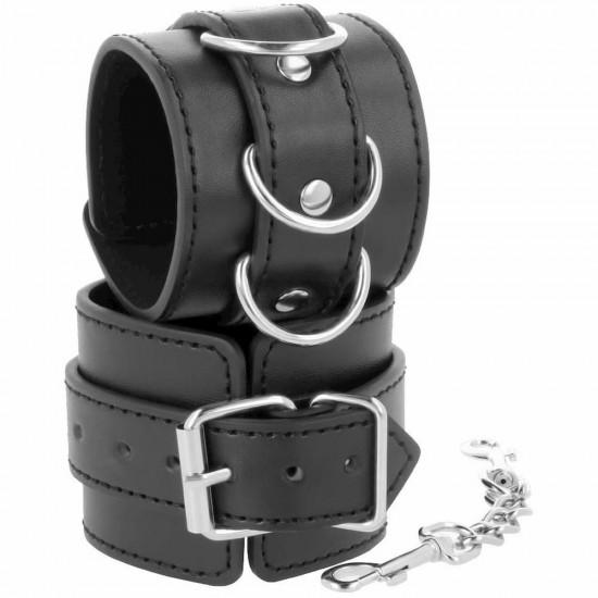 Polsiere Cuffs Belt Black