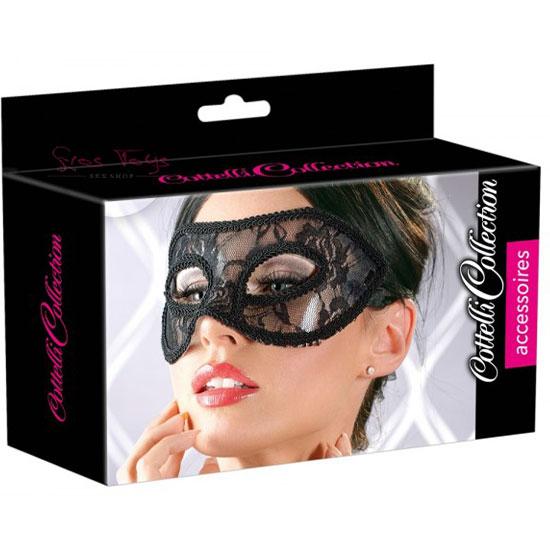 Lace Black Mask